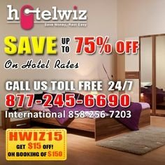 Hotel Discount - Upward Commerce