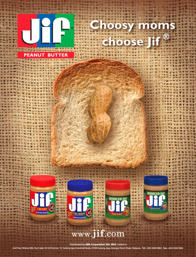 Jif Peanut Butter - Marketing Case Study