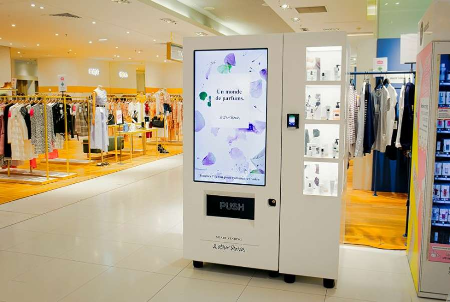 Smart Vending Machines Other Stories
